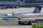 De Havilland Canada DHC8-202 'N367PH' United Express (18623124178).jpg