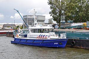 De P93 in haven van Hardinxveld (05).JPG