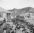 De Voorstraat in Philipsburg op Sint Maarten tijdens het koninklijke bezoek, Bestanddeelnr 252-4021.jpg