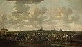 De uittocht van de Spaanse bezetting van Breda, 10 oktober 1637 Rijksmuseum SK-A-1511.jpeg