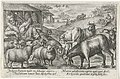 De verliefde herder Damon Compendium Operum Virgilianorum (serietitel), RP-P-OB-16.010.jpg