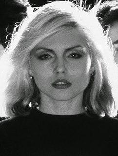 Debbie Harry American singer-songwriter and actress