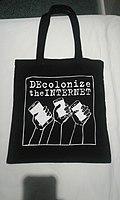 Decolonize the internet bag.jpg