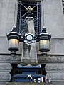 Decorative lamppost, Waterloo Station - geograph.org.uk - 1162572.jpg