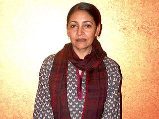Deepti Naval Indian actress (born 1952)