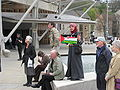 Demonstration outside the Scottish Parliament 27-4-2010 7.jpg