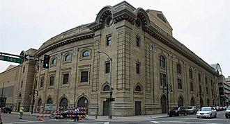 Denver Auditorium Arena - Image: Denver Municipal Auditorium