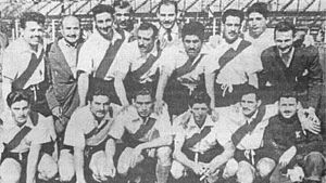 Deportivo Morón - The squad that won its first title, 1955 Primera D.