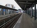 Deptford Bridge DLR station look south.JPG