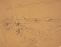 Destruction of the RR bridge, Monocacy, 1864.png