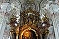 Detail - Main altar - Heilig-Geist-Kirche - Munich - Germany 2017.jpg