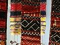 Detail of Tai Lue Weaving - Lanna Folklife Museum - Chiang Mai - Thailand - 04 (35138330095).jpg