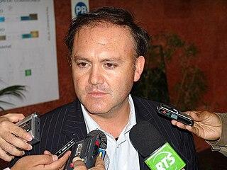 Diego Borja Ecuadorian economist and politician
