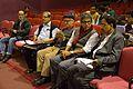 Dignitaries - Inauguration - Bengali Wikipedia 10th Anniversary Celebration - Jadavpur University - Kolkata 2015-01-09 2510.JPG