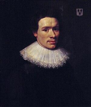 Dirk Graswinckel - Dirk Graswinckel, (Michiel Jansz van Mierevelt, 1623)