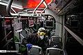 Disinfection of buses against coronavirus in Tehran 2020-02-26 12.jpg