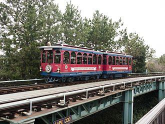 Tokyo DisneySea - DisneySea Electric Railway