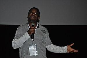 Africa Movie Academy Award for Best Director - 2011 Best Director Djo Tunda Wa Munga