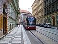 Dlážděná, tramvaj X-B.jpg