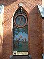 Dołhobyczów - kościół pw. Matki Boskiej Częstochowskiej - detal (01).jpg