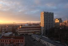 Dobrich Sunrise, Winter 2014.JPG