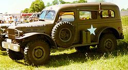 Dodge WC 53 Carryall