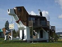 Amazing Dog Bark Park Inn Home Design Ideas