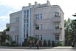 Dom Opolanka ul Piotra Skargi 9 Gdynia (2) KS.JPG
