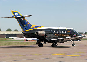 British Aerospace 125 - Wikipedia, the free encyclopedia