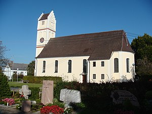 Staig - Church in Steinberg