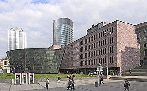 Deutsch: Dortmund, Stadt- und Landesbibliothek...