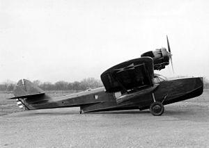 Douglas Dolphin - A Y1C-21