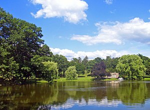 Downing Park (Newburgh, New York) - Image: Downing Park, Newburgh, NY