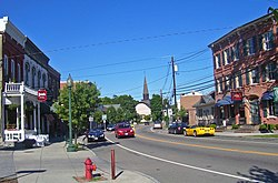 Downtown Fishkill, NY