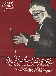 Dr. Harlan Tarbell - world famous teacher of magicians1930.jpg