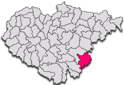 Commune Dragu in Sălaj County