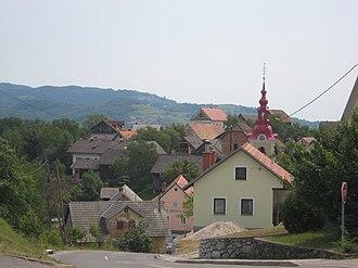 Drašiči - Image: Drasici 1