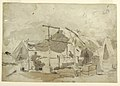 Drawing, Army Cook's Tent, 1862 (CH 18173831).jpg