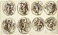 Drawing, Ceiling Design, History, Abundance in Six Ovals, Sala di Ercole ed Ebe, Palazzo Gessi, Faenza, 1813 (CH 18109181).jpg