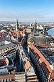Dresden Altstadt Luftbild old town (24979172020).jpg