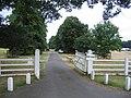Driveway to Blyth Hall - geograph.org.uk - 210859.jpg