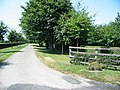 Driveway to Low North Holme - geograph.org.uk - 204376.jpg