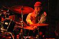 Drummer Jeremy Larochelle Playing Live.jpg