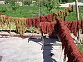 Drying the wool for carpets - panoramio.jpg