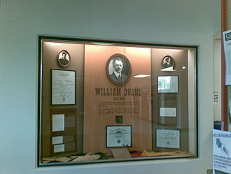 William Duane (physicist) - Display about Duane at the University of Colorado Boulder