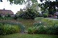 Duck pond,Chipstead (1259865975).jpg