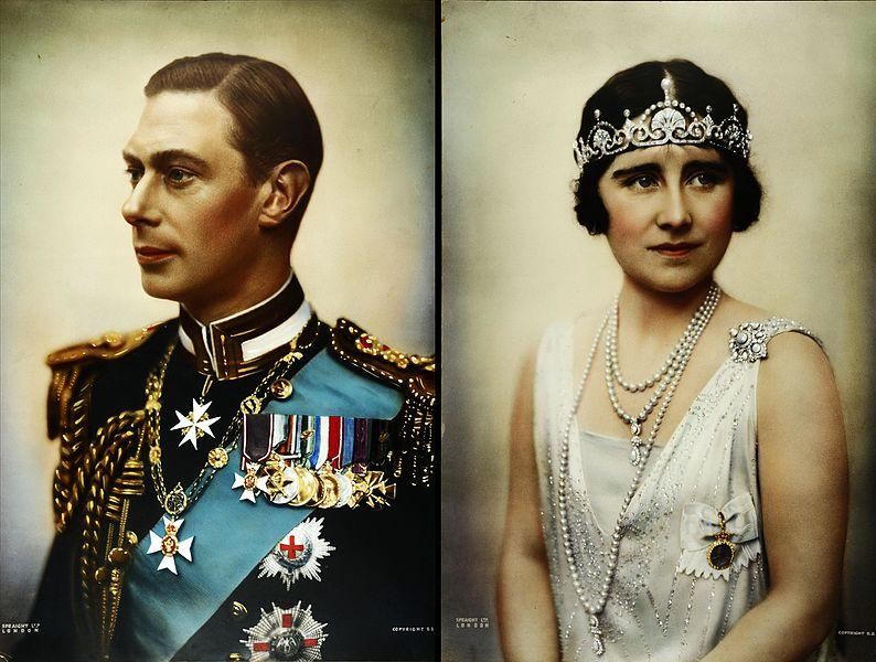 File:Duke and Duchess of York, 1925 (13613767415).jpg