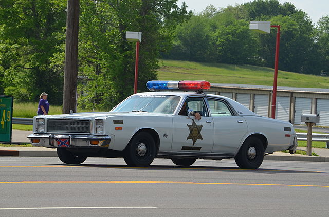 File:Dukes of Hazzard Sheriff Car 5-10-2014.JPG ...