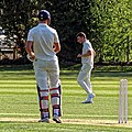 Dunmow CC v Felixstowe and Corinthians CC at Great Dunmow, Essex, England 008.jpg