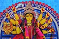 Durga, Burdwan, West Bengal, India 21 10 2012 04.jpg
